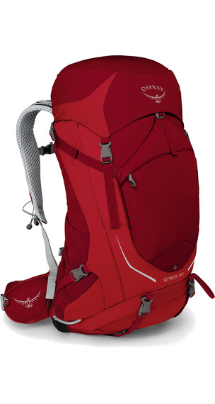 Osprey M's Stratos 50 Beet Red